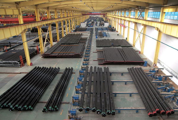 Casing pipe and tubing pipe