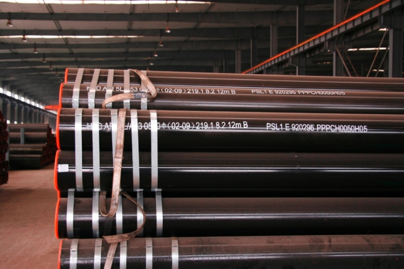 ST37 ERW Carbon Steel Pipe