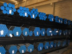 Spiral steel pipe forming internal stress relations