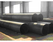 Straight seam welded pipe forming process techonogly