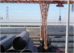 Piling pipe,ASTM A252 Piling steel pipe,welded spiral Piling