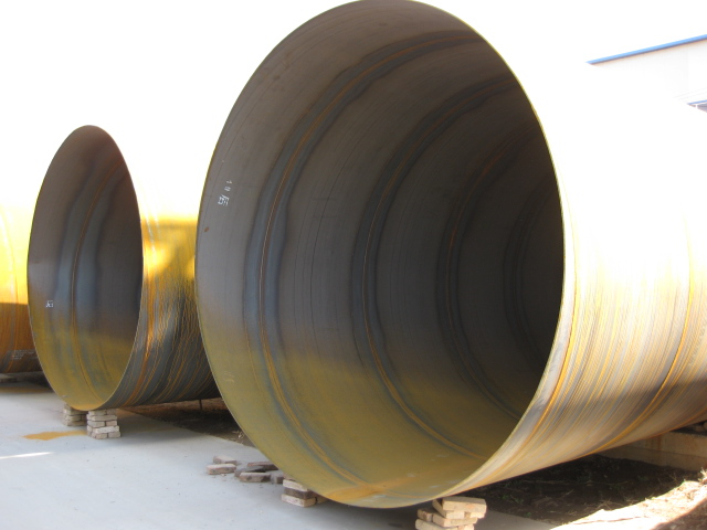 ASTM A252 Piling steel pipe