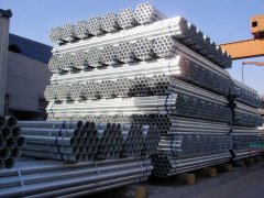 hot dip galvanized pipe,hot galvanized steel pipe price