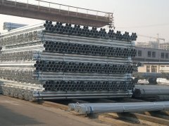 ERW galvanized pipe,welded galvanized pipe
