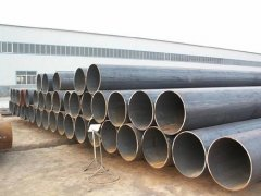 "Schedule welded pipe 3""-24"" size and weight"