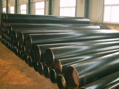 STD SCH40 DIN1629 ST52 seamless pipe