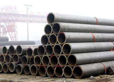 Cold drawn steel pipe