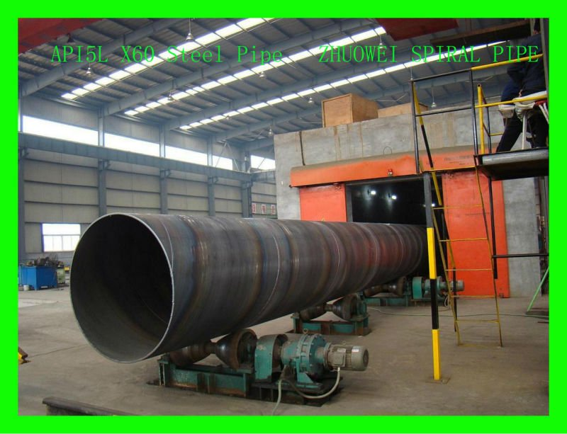 Insulation Steel Pipe