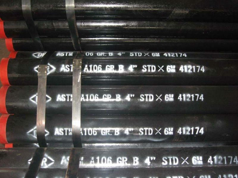 Sch 80 A106 Seamless Pipe Longtaidi R Pipes