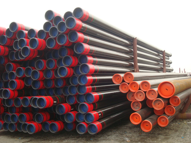 API 5CT k55 casing pipe