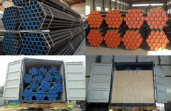 sch160 carbon steel seamless pipe