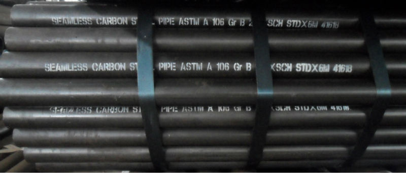 P110 sch40 carbon steel seamless pipe