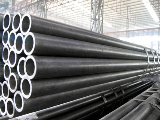 ASTM A 53 carbon cold drawn seamless steel pipes