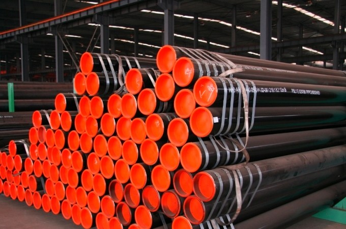 A53 Gr.A or B seamless steel tube