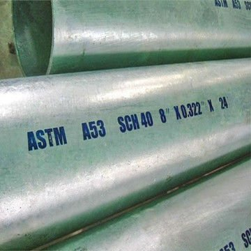 A53 SCH 40 Galvanized Pipe