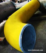 High pressure pipe fittings: P91 steel pipe welding process