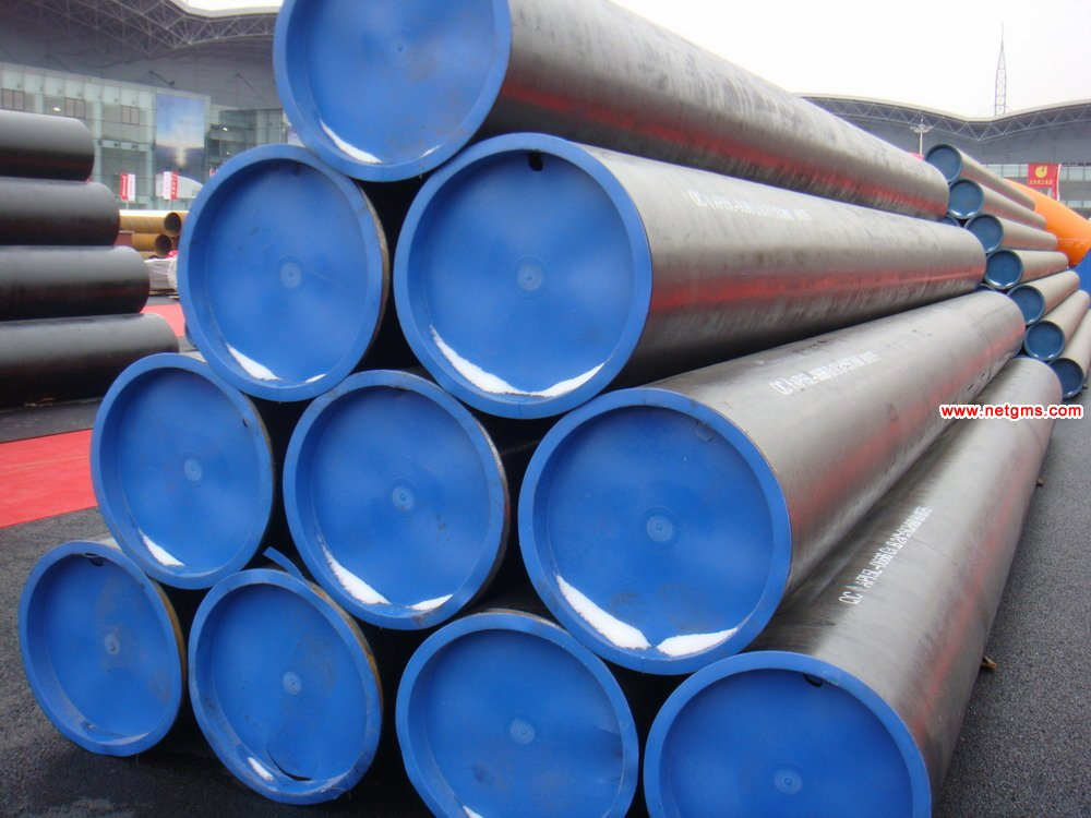 EN10208 steel pipes