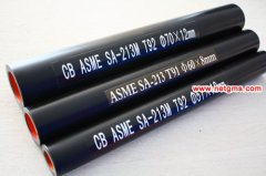 High pressure boiler pipes - SA210,SA213,EN10216-2:2002,GB 5