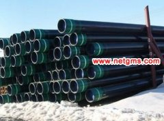 API 5CT grade N80 casing pipe,L80 casing tube
