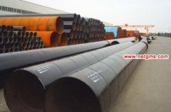 HISTORY OF SPIRAL WELDED STEEL PIPE AND SPIRALSTEEL PIPE INTRODUCTION