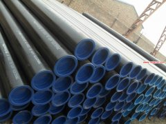 ASTM A53/ASME SA53 Seamless steel pipe