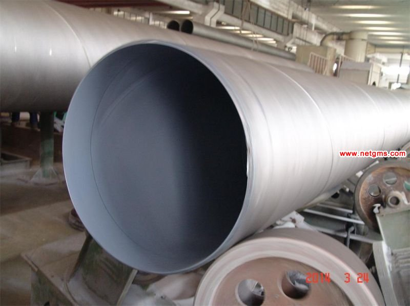 Spiral Steel Pipe for Water Supply