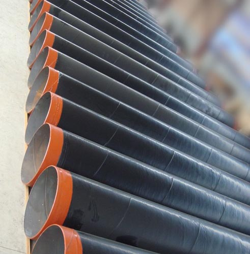 SPIRALLY WELDED SPIRAL STEEL PIPE